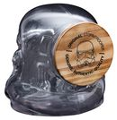 Glass Head with Wooden Cap