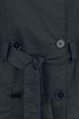 Cotton Trenchcoat