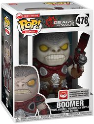 Figura Vinilo Boomer 478