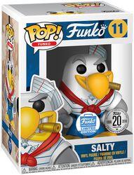 Figura Vinilo Fantastik Plastik - Salty (Funko Shop Europe) 11