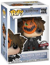 Figura Vinilo Halloween Town Sora 328