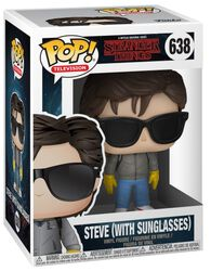 Figura Vinilo Steve (With Sunglasses) 638