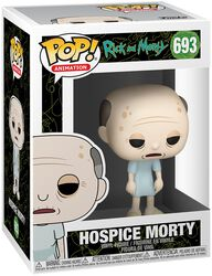 Figura Vinilo Season 4 - Hospice Morty 693
