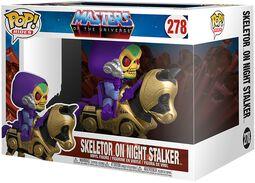 Figura vinilo Skeletor on Night Stalker (Pop! Rides) 278