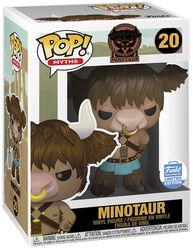 Figura Vinilo Myths - Minotaur (Funko Shop Europe) 20