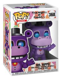 Figura Vinilo Pizza Sim  - Mr. Hippo 368