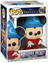 Figura vinilo Fantasia - Sorcerer Mickey 990