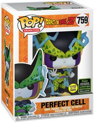 Z - ECCC 2020 - Figura vinilo Perfect Cell (GITD) 759