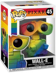 Figura vinilo Pride 2020 - Wall-E (Rainbow) 45