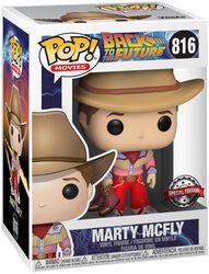 Figura Vinilo Marty McFly 816