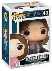 Figura Vinilo Hermione con Time Turner 43