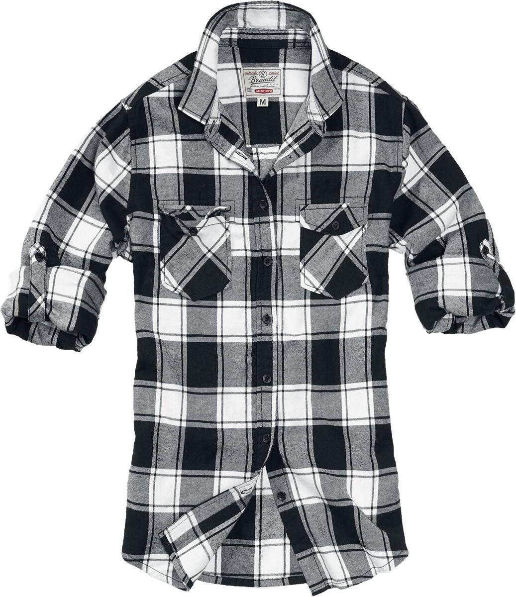 72bab2d2363a Camisa a Cuadros de Franela Amy