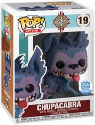 Figura Vinilo Chupacabra (Funko Shop Europe) 19