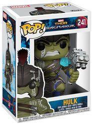 3 - Ragnarok - Figura Vinilo Hulk Gladiator 241