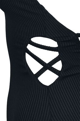 Ladies Rib Swimsuit