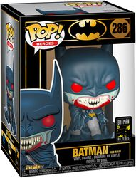 Figura Vinilo 80th - Batman Red Rain 286