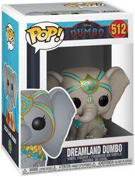Figura Vinilo Dreamland Dumbo 512