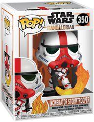 Figura Vinilo The Mandalorian - Incinerator Stormtrooper 350