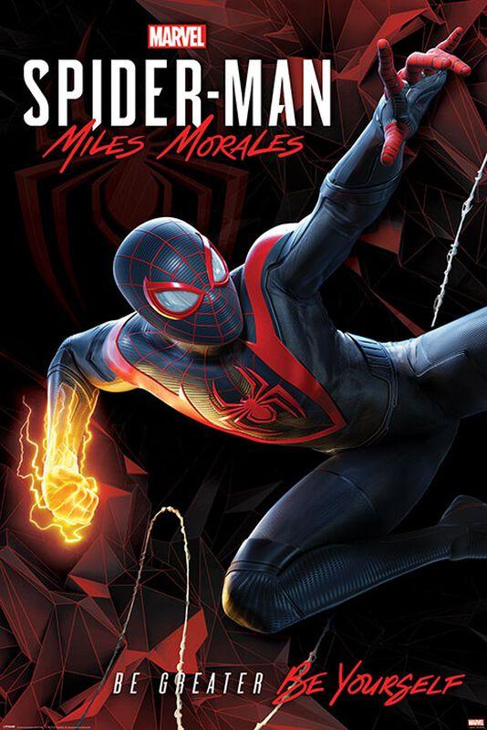 Miles Morales - Cybernetic Swing