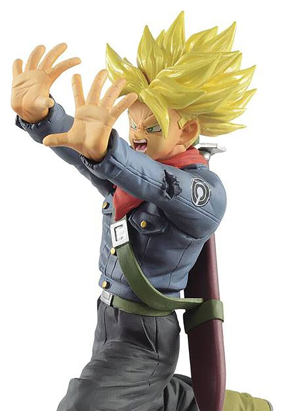 Super Saiyan Trunks Future Galick Gun