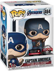 Figura Vinilo Endgame - Captain America - 464