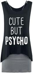 Vestido dos en uno - Cute But Psycho