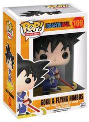 Figura Vinilo Z - Goku & Nimbus 109