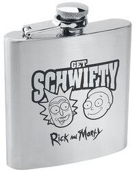 Get Schwifty - Petaca