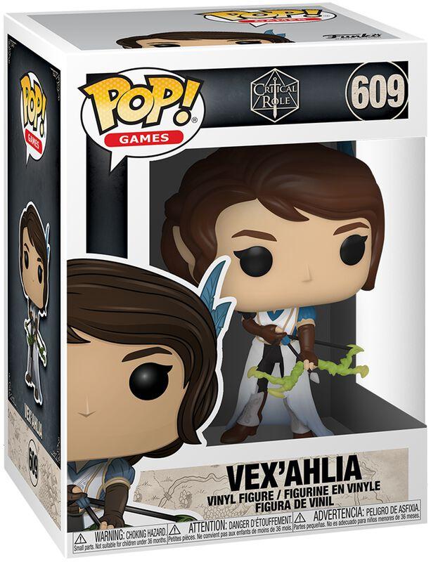 Figura vinilo Vox Machina - Vex'ahlia 609