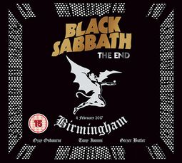 The end (Live in Birmingham)