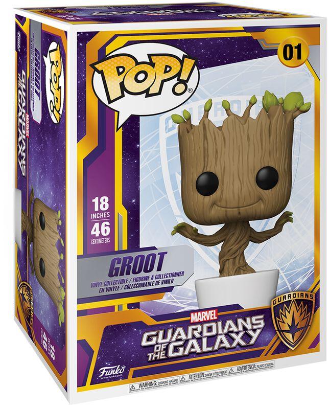 Figura vinilo Dancing Groot (Life Size) 01