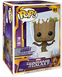 Figura vinilo Dancing Groot (Life Size) 01