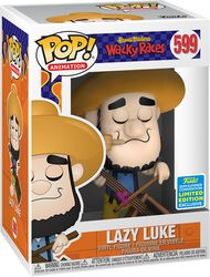 Figura Vinilo SDCC 2019 - Lazy Luke (Funko Shop Europe) 599