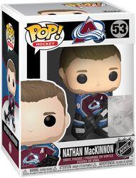 NHL  Figura Vinilo Colorado Avalanche - Nathan MacKinnon 53