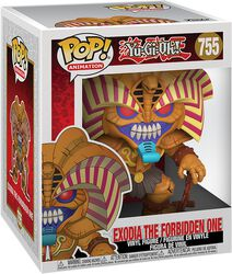 Figura vinilo Exodia the Forbidden One (Oversize Figure) 755