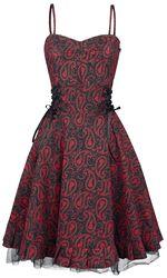 Vestido Doris Paisley