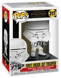 Figura Vinilo Episode 9 - The Rise of Skywalker - First Order Jet Trooper 317