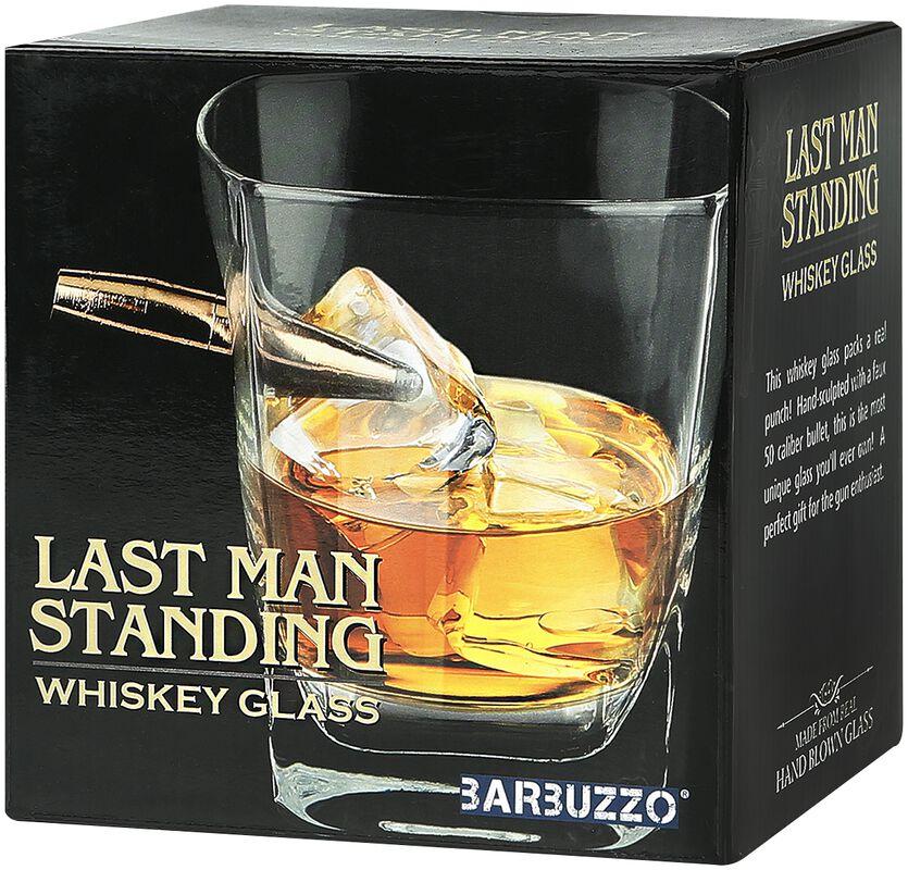 Last Man Standing Vaso de Whiskey