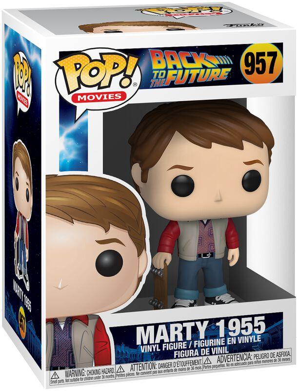 Figura vinilo Marty 1955 - 957