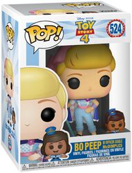 Figura Vinilo 4 - Bo Peep with Officer Giggle McDimples 524