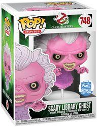 Figura Vinilo Scary Library Ghost (Funko Shop Europe) 748