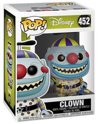 Figura Vinilo Clown 452