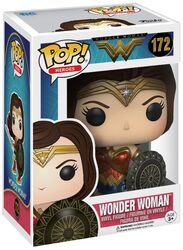 Figura Vinilo Wonder Woman 172