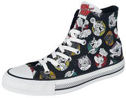 Tom & Jerry Chuck Taylor All Star Hi