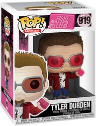 Figura Vinilo Tyler Durden (posible Chase) 919