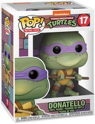 Figura vinilo Donatello 17