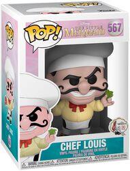 Figura Vinilo Chef Louis 567