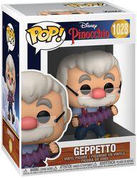 Figura vinilo 80th Anniversary - Gepetto 1028