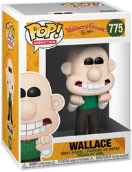 Wallace & Gromit Figura vinilo Wallace 775