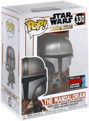 Figura Vinilo NYCC 2019 - The Mandalorian (Funko Shop Europe) 330